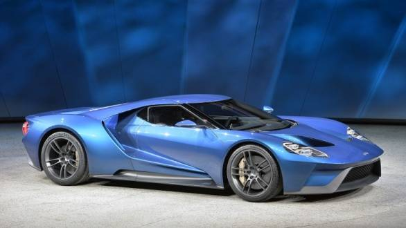 Ford GT 5
