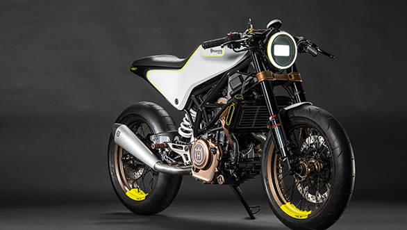 EICMA 2016: India-bound Husqvarna Vitpilen 401 unveiled