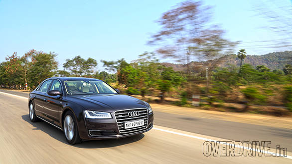 2014 Audi A8 L 60 TDI: Image gallery