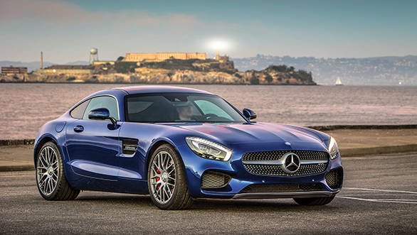 2015 Mercedes-AMG GT S review