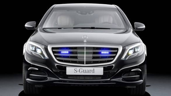 Mercedes-Benz S-Guard