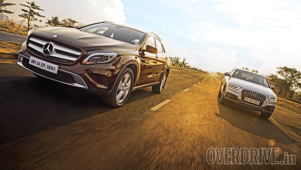 Mercedes GLA vs Audi Q3 (4)