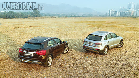 Mercedes GLA vs Audi Q3 (5)