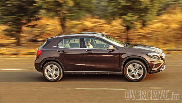 Mercedes GLA vs Audi Q3