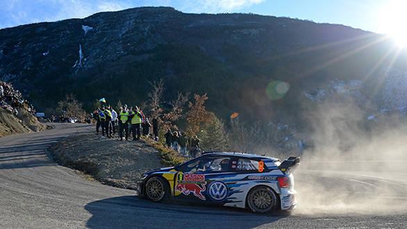 WRC 2015: Sebastien Ogier wins Monte Carlo Rally