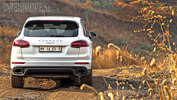 2015 Porsche Cayenne Diesel India Road Test Review Overdrive