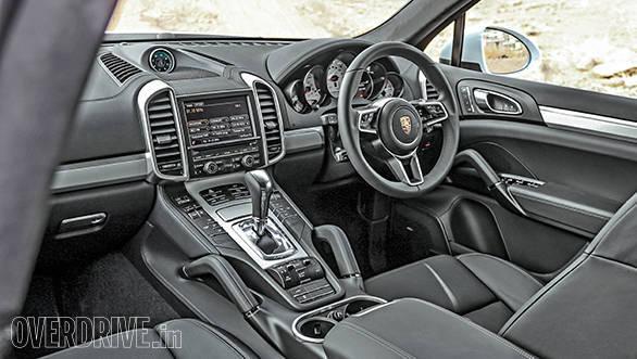 Porsche Cayenne (8)