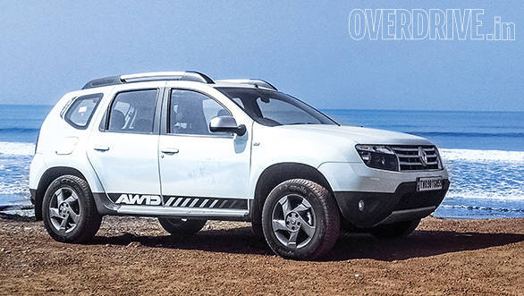 OD garage: Renault Duster AWD fleet introduction