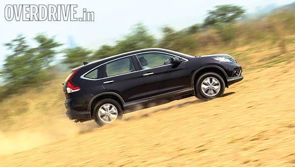 Skoda Yeti vs Honda CRV vs Hyundai Santa Fe (11)