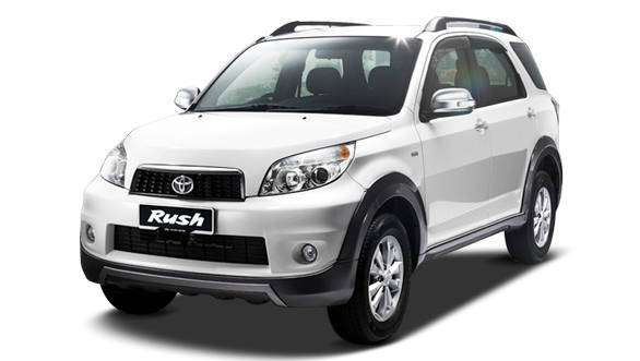 The Toyota Rush is a seven-seater compact crossover that is sold in South East Asian markets like Indonesia and Thailand
