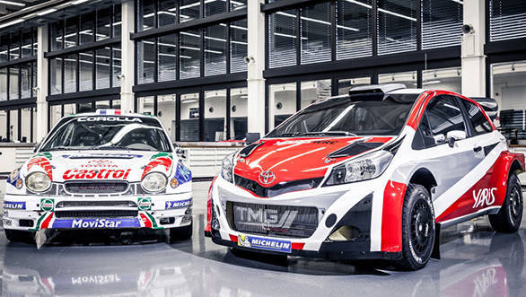 WRC: Toyota announces its return to the World Rally Championship