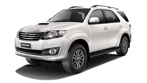Toyota Innova and Fortuner refresh priced at Rs 10.38 lakh and Rs 24.17 lakh