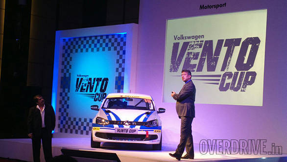 2015 Volkswagen Vento Cup selections on February 14 and 15