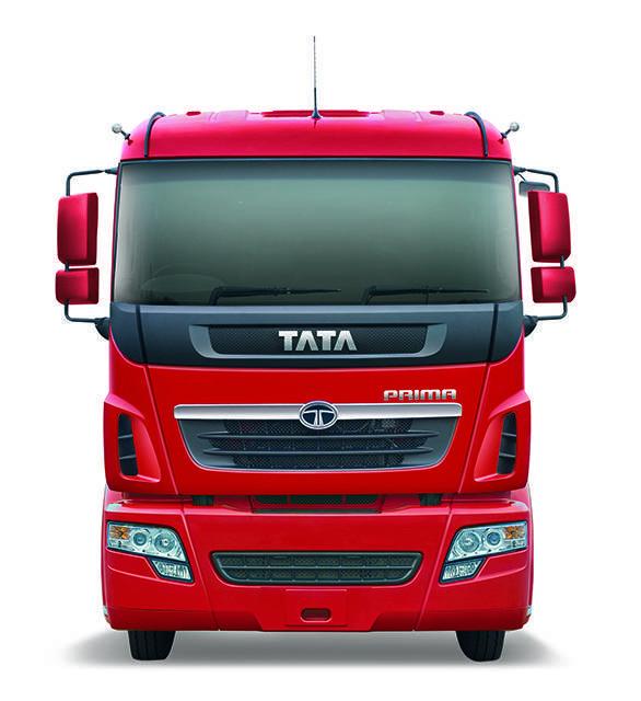 Tata Prima second generation