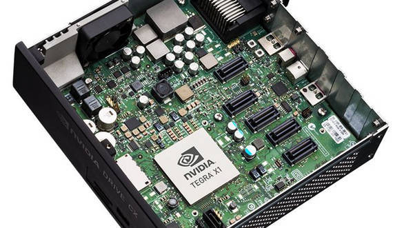 The Drive CX and Drive PX platforms take extensive advantage of Nvidia's Tegra K1 and Tegra X1 chips
