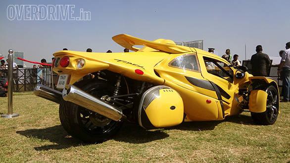 Parx Supercar Show