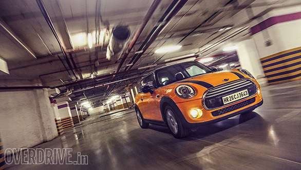 2014 Mini Cooper 3-door diesel review