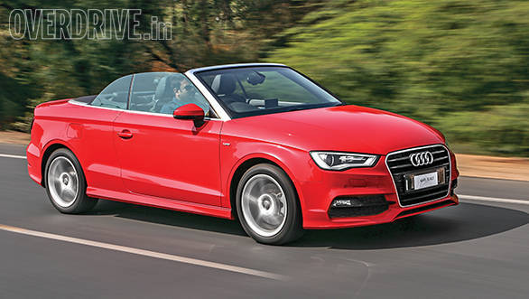 2015 Audi A3 Cabriolet 40 TFSI review