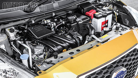 Datsun Go+ vs Maruti Ertiga vs Honda Mobilio (20)
