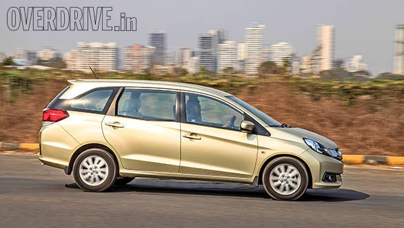 Confirmed Honda Mobilio Discontinued In India Overdrive
