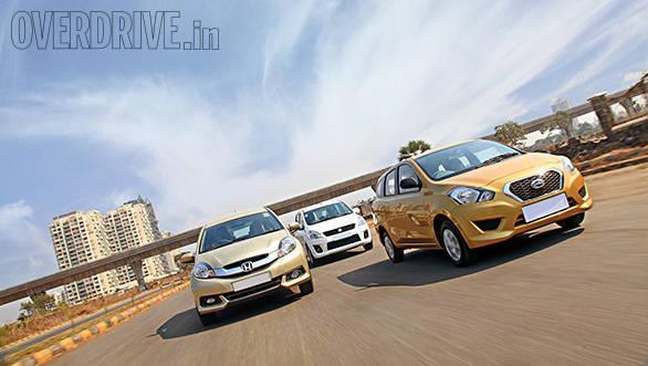 Datsun Go+ vs Maruti Ertiga vs Honda Mobilio (7)