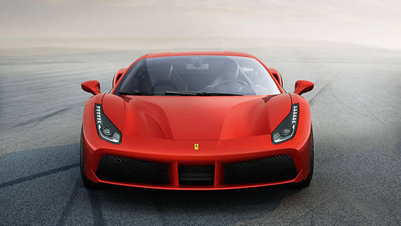 Exclusive: Ferrari 488 GTB to be launched in India shortly