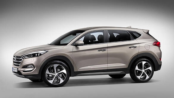 Preview: India-bound 2016 Hyundai Tucson - Overdrive