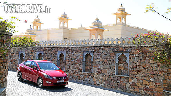 2015 Hyundai Verna Fluidic 4S facelift review