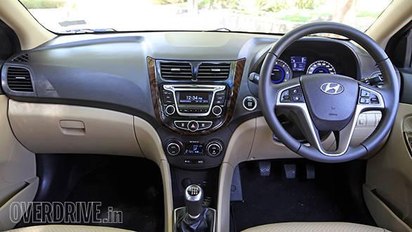 Hyundai Verna Fluidic 4S