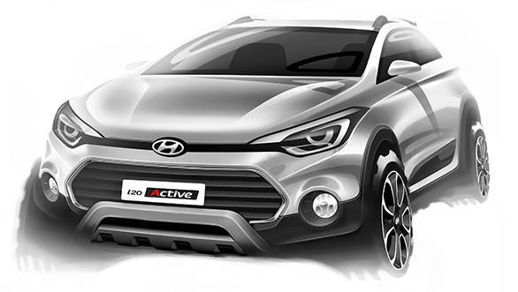 Hyundai i20 Active to be launched in India on March 17, 2015