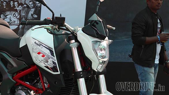 DSK Motowheels unveil three new Benelli motorcycles at India Bike Week 2015