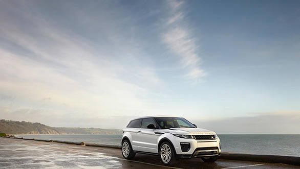 2015 Geneva Motor Show: 2016 Range Rover Evoque to be showcased