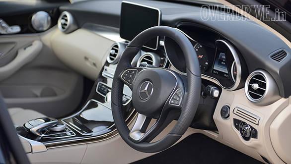 Mercedes C-Class diesel (5)