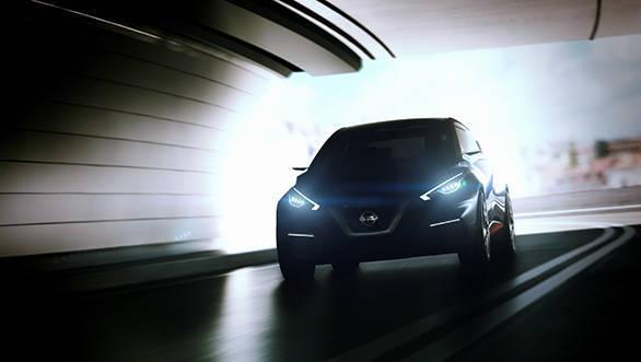 Nissan Sway