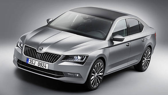 Live webcast: 2016 Skoda Superb launch in India