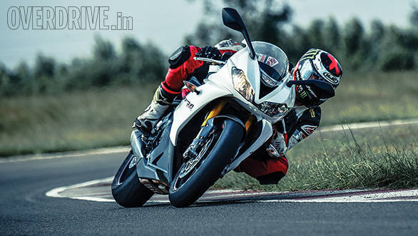 Triumph Daytona 675R review