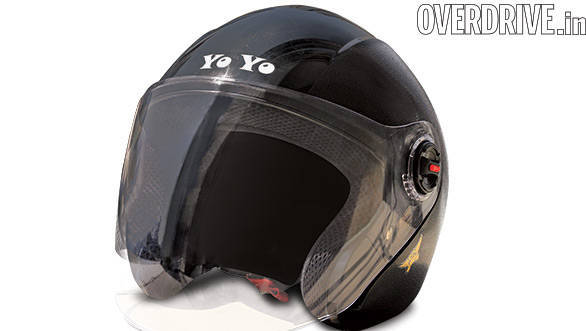 Product review: Steelbird Yo Yo helmet
