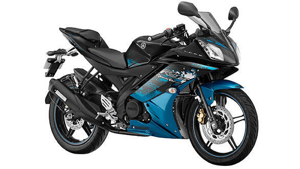 Yamaha R15 version 2.0 1
