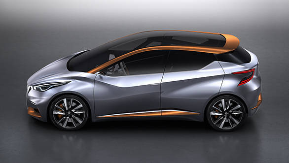 Sway has been designed to shake up the compact hatchback segment. With its swooping lines, striking nose, elegantly simple interior and bold use of sophisticated colours, the concept is a daring and emotional design.
