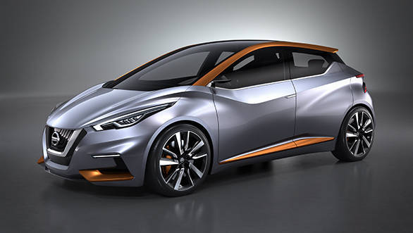 The exterior, meanwhile, blends four highly distinctive elements like the V-motion grille, floating roof, boomerang lamps and kicked-up C-pillar  to shape a new design signature