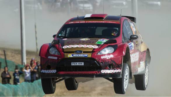 Win in the WRC2 class went to Nasser Al-Attiyah, fresh on the back of his Dakar success