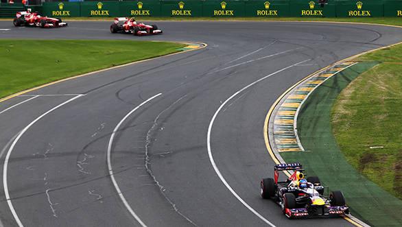 FORMULA 1 - Australian GP