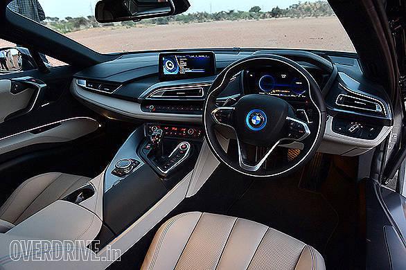 BMW i8 India