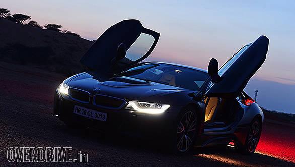BMW i8 india (1)