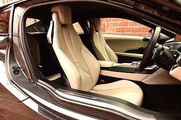 BMW i8 india (4)