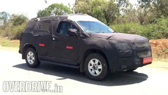 Chevrolet Trailblazer 4