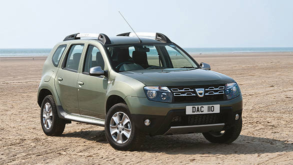 Dacia Duster turbo petrol