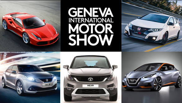 2015 Geneva Motor Show: Highlights