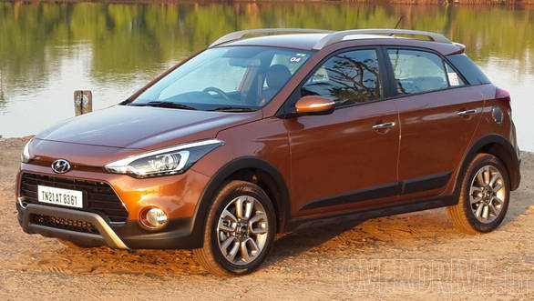 2015 hyundai i20 active review overdrive. Black Bedroom Furniture Sets. Home Design Ideas