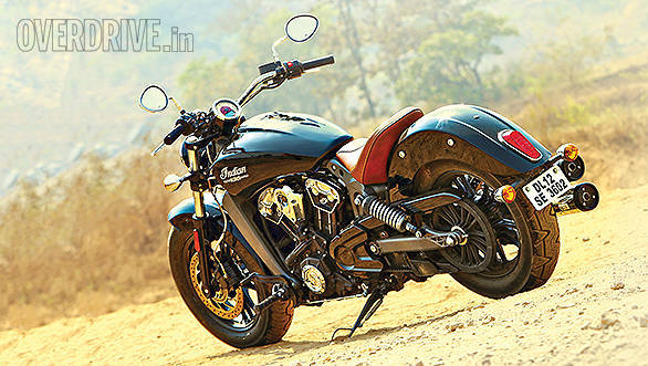 Indian Scout India (2)